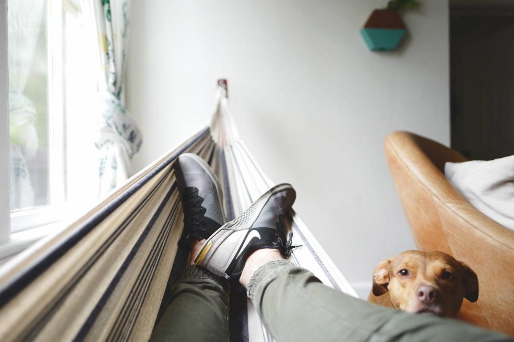 hammock for a bed