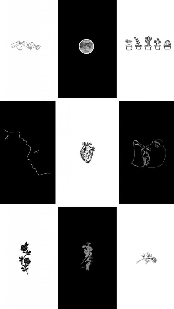 checker painting