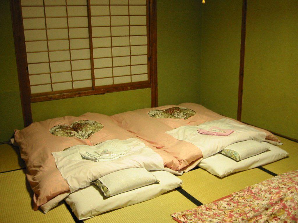 twin futons