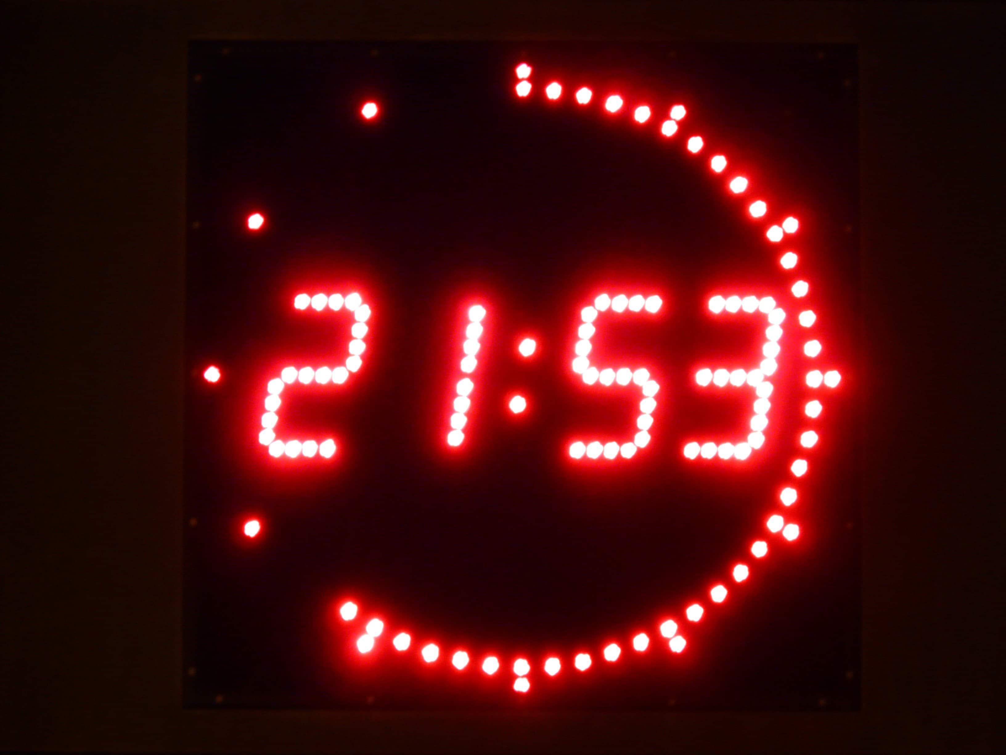 9 Best Modern Minimalist Digital Wall Clocks Minimalist Vibe